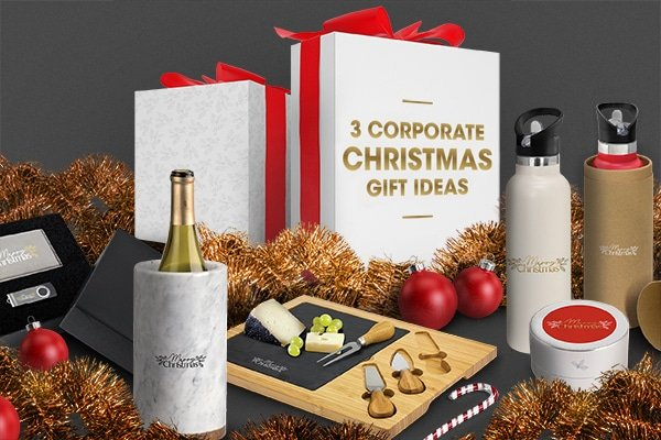 3 Corporate Christmas Gift Giving Ideas to Boost Your Brand This Silly Season