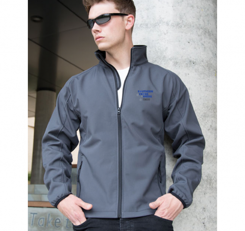 Mens Printable Softshell Jacket