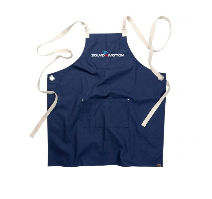 Byron Cross Back Apron