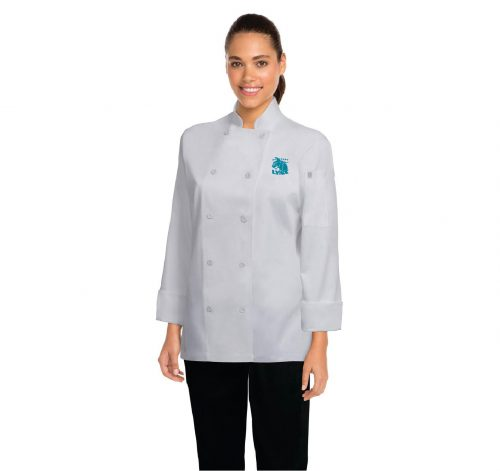 Marbella Womens Chef Coat