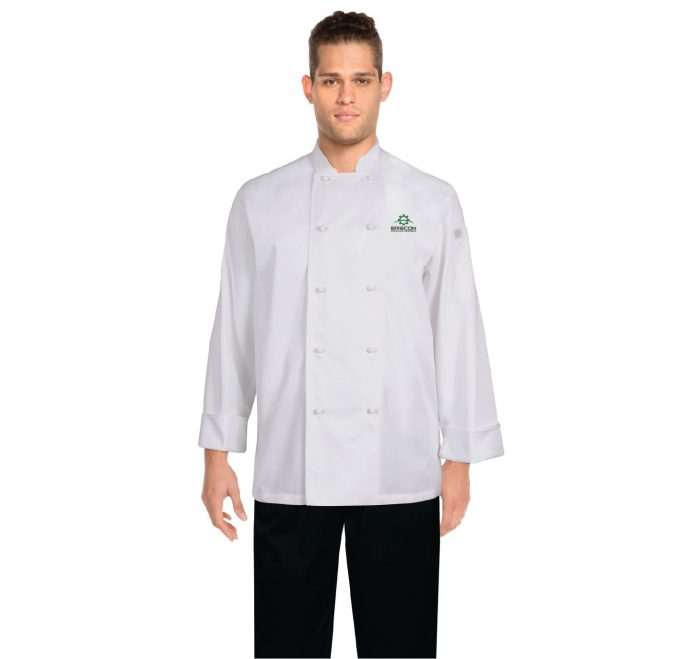 Murray White Basic Chef Jacket