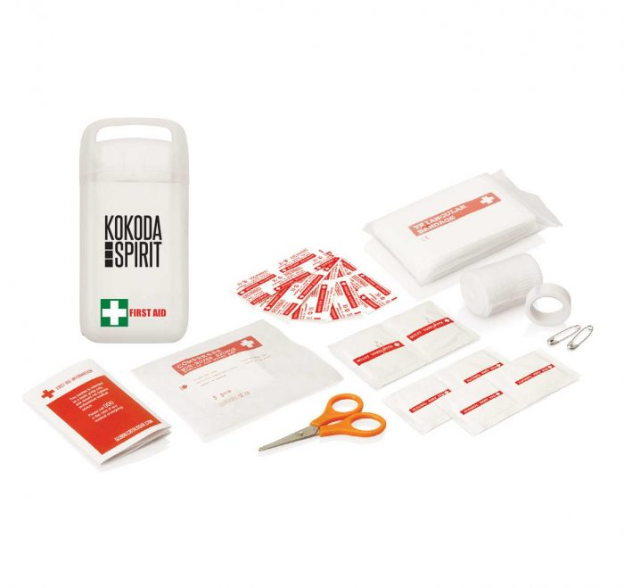 Compact First Aid Pack