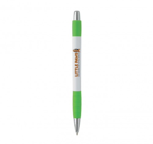 Bic White Element Pen