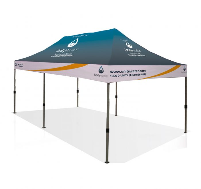 6 x 3 Commerical Heavy Duty Marquee