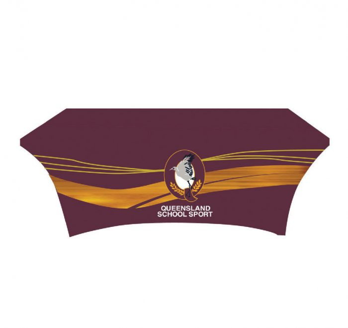 Stretch Fitted Table Cloth